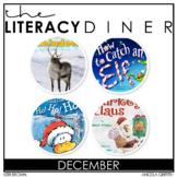 Kindergarten Interactive Read Aloud Bundle - December - Th