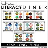 Kindergarten Interactive Read Aloud: Yearlong Growing Bund