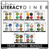 Kindergarten Interactive Read Aloud: Yearlong Growing Bund