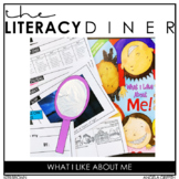 Kindergarten Interactive Read Aloud with What I Like About