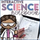 Kindergarten Interactive Science Notebook