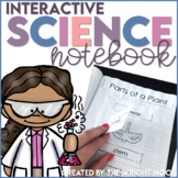 Interactive Science Notebook for Kindergarten Distance Learning