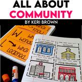 Community Helpers Activities Unit