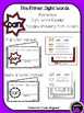 Kindergarten Interactive Sight Word Reader: Can