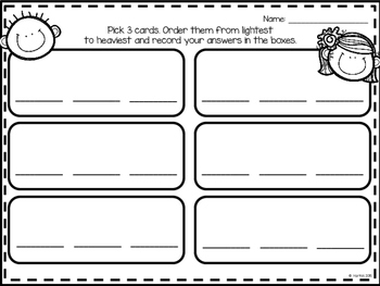 Kindergarten January Math Packet- Stations, Mini Lessons, Activities & Games