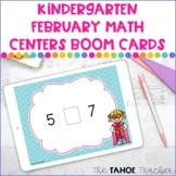 Kindergarten January Math Boom Cards | Digital Math Centers