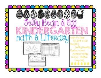 Kindergarten Jelly Bean Centers