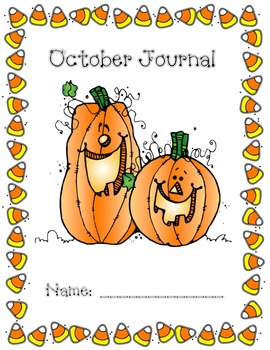 Kindergarten Journal Covers and Writing Paper