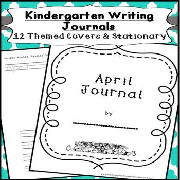 Kindergarten Journals