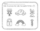 Kindergarten Journeys Lesson 18 RTI Letter, Sight Word, and Decoding Practice