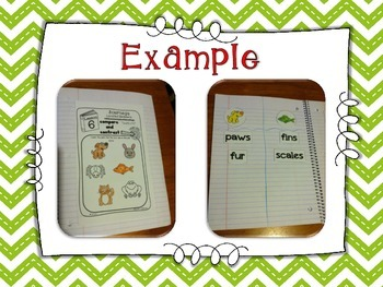 Kindergarten Journeys Unit 2 Interactive Notebook Activities for Leveled Readers