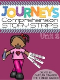 Kindergarten Journeys Unit 2 Reading Comprehension Story Strips