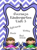 Kindergarten Journeys Unit 3