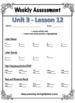 Kindergarten: Journeys-Unit 3....Filling in the Gaps with