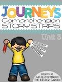Kindergarten Journeys Unit 3 Reading Comprehension Story Strips
