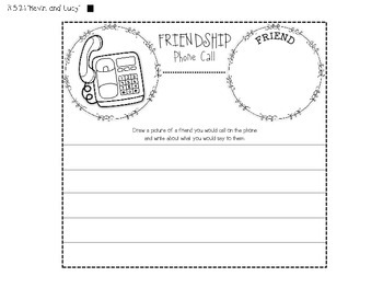 Kindergarten Journeys Unit 5 Interactive Notebook Activities for Leveled Readers