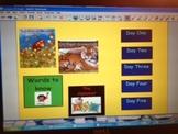 Kindergarten Journeys Unit 5 Lesson 22