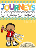 Kindergarten Journeys Unit 5 Reading Comprehension Story Strips