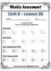 Kindergarten: Journeys-Unit 6....Filling in the Gaps with Phonics & Word Work!