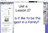 Kindergarten Journeys Unit 6 Lesson 27 Flipchart
