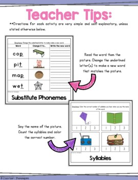 Kindergarten Journeys Unit 6 Weekly Skills Flipbooks