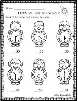 Kindergarten Homework June