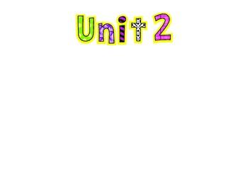 Kindergarten K Lesson Plans Journeys Common Core Unit 2 Lessons 6-10 CCSS 5 Week