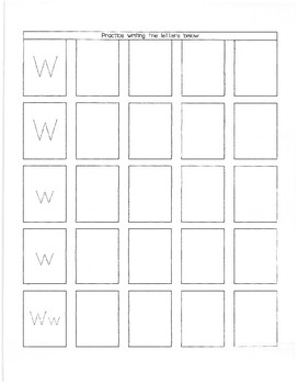 Kindergarten Keepers Word, Letter and Number Boxes (Free Sample)