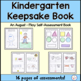 Assessment Book For Back To School & The End Of School - A