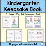 Kindergarten Keepsake Assessment Book