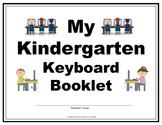 Kindergarten Keyboarding Booklet
