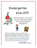 Kindergarten Kick-Off! Back-to-school interactive activities and games