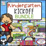 First Week of Kindergarten BUNDLE | Back to School