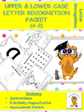 Kittygarten Kinect No Prep - Upper & Lower Case Letter Recognition Bundle