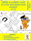 Kittygarten Kinect No Prep - Upper & Lower Case Letter Rec