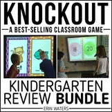 Kindergarten End of Year Review | Knockout | Math ELA Review | Distance Learning