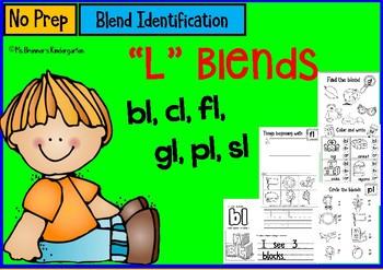 """L"" Blends"