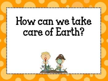 Kindergarten (LSSS) Louisiana Science Essential Questions for classrooms!