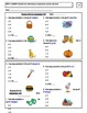Kindergarten Language Arts Assessments