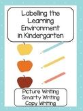Kindergarten Learning Centre Labels Bundle!!!
