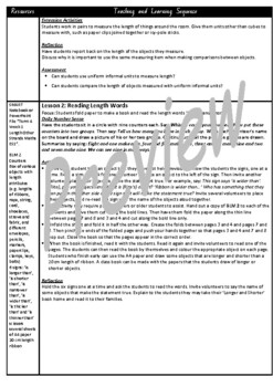 Kindergarten Length Smart Notebook and Unit of Work Bundle 4