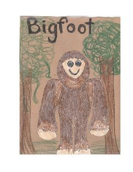Kindergarten Lesson Plan: Bigfoot Cinderella