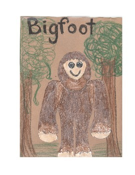 Kindergarten Lesson Plan: Bigfoot Cinderella