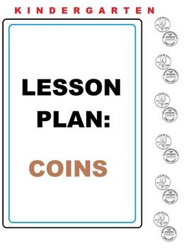 Kindergarten Lesson Plan: Coins