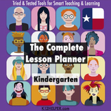 Lesson Plan Template: Kindergarten: All Subjects w/ all Texas TEKS Standards