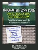 Kindergarten Lesson Plans: Anti-bullying Curriculum