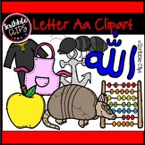 Kindergarten Letter Aa Beginning Sounds (Scribble Clips)