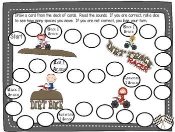 Kindergarten Letter Identification and Blending Activity Pack