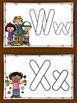 Letters / Letter Sounds / Play Dough Mats