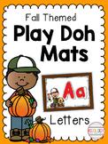 Fall Alphabet Literacy Center Activities